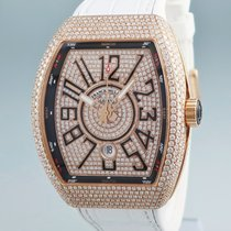 Franck Muller 43mm Automatic pre-owned Vanguard