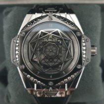 Hublot Big Bang Sang Bleu Ceramic 39mm Black Arabic numerals