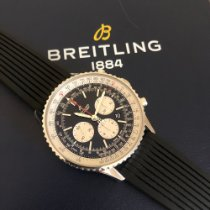 Breitling Navitimer 01 (46 MM) Steel 46mm Black No numerals United States of America, California, Sunnyvale