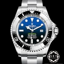 Rolex Sea-Dweller Deepsea 116660 2017 new