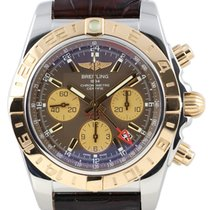 Breitling Chronomat 44 GMT Steel 44mm Brown No numerals United States of America, Florida, Boca Raton