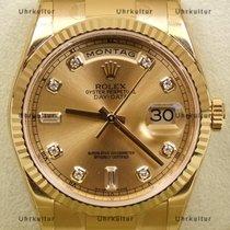 Rolex nuevo Automático 36mm Oro amarillo