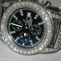 Breitling Superocean Héritage II Chronographe Steel 46mm Black No numerals United States of America, New York, NEW YORK CITY