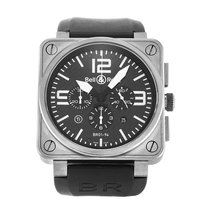 Bell & Ross BR 01-94 Chronographe Titanium 46mm Black Arabic numerals United States of America, Florida, Coconut Grove
