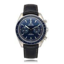 Omega Speedmaster Professional Moonwatch Titan 44.2mm Blau