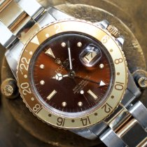 Rolex GMT-Master Steel 40mm Black No numerals United States of America, Virginia, Sterling