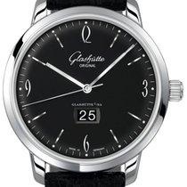 Glashütte Original Sixties Panorama Date new 2019 Automatic Watch with original box and original papers 2-39-47-03-02-04