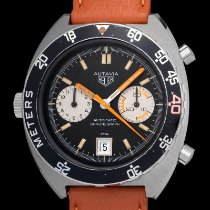 Heuer 11630P 1972 pre-owned