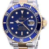 Rolex Submariner Date 16613 2005 tweedehands