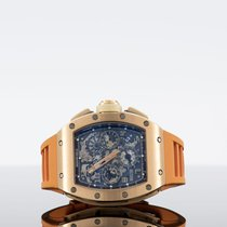 Richard Mille Rose gold 40mm Automatic 585251 pre-owned