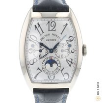 Franck Muller Or blanc 39mm Remontage automatique 8880 MB L DT occasion