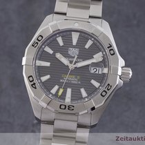 TAG Heuer Aquaracer 300M WBD2113-0 Very good Steel 41mm Automatic