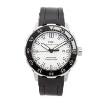 IWC Aquatimer Automatic 2000 Steel 44mm White No numerals United States of America, Pennsylvania, Bala Cynwyd