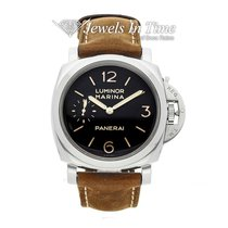 Panerai Luminor Marina 1950 3 Days Stal 47mm Czarny