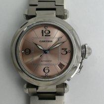 Cartier Stal 35mm Automatyczny 2324 używany