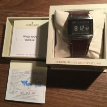 Junghans Acier 38mm Quartz 26/4300 occasion France, COUPVRAY