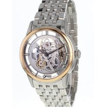 Oris Artelier Translucent Skeleton 40.5mm