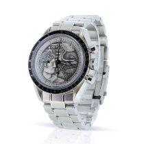 Omega Speedmaster Professional Moonwatch Сталь 42mm Cеребро Без цифр