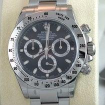 Rolex Daytona neu 2016 Automatik Chronograph Uhr mit Original-Box und Original-Papieren 116520 LC 100