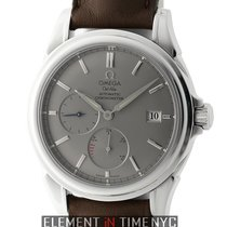 Omega De Ville Co-Axial Power Reserve Stainless Steel 39mm...