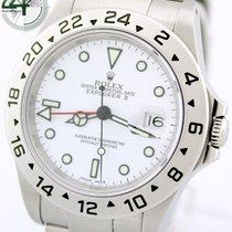 """롤렉스 (Rolex) Explorer II 16570 von 1998 """"Full Set"""" LC700"""