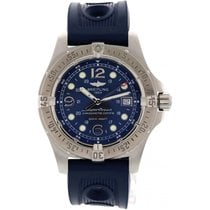 Breitling SuperOcean SS A17390 Rubber Strap