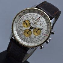 Breitling Navitimer Cosmonaute Lemania 24 Hour Manual Chronograph