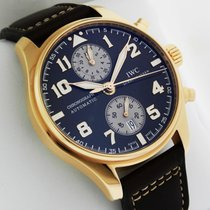 IWC Pilots Chronograph Edition Saint Exupery Rose Gold IW387805