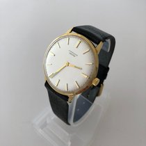 Junghans Meister Gold/White Vintage JUST SERVICED