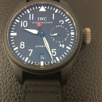 IWC Big Pilot Top Gun IW501901 2012 pre-owned