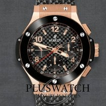 Hublot Big Bang Gold Ceramic 44mm Red Gold 18K T