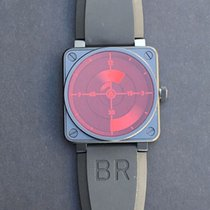 Bell & Ross - UNWORN BELL & ROSS 2011 RED RADAR...