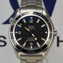Omega 2200.50.00 Stahl 2005 Seamaster Planet Ocean 45,5mm gebraucht Deutschland, Hamburg