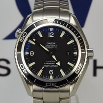 Omega 2200.50.00 Stahl Seamaster Planet Ocean 45,5mm
