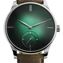 H.Moser & Cie. Venturer Small Seconds XL Cosmic Green