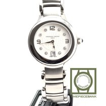 Frederique Constant Classics Delight Staal 31mm Wit