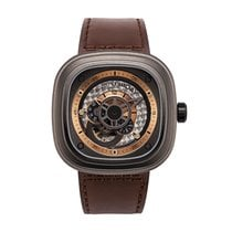 Sevenfriday P-Series Rose Gold Dial Automatic P2/01