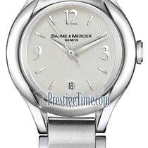 Baume & Mercier Ilea Steel 30mm Silver United States of America, New York, Airmont