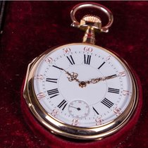 """Patek Philippe """"LOUIS XV"""" PINK GOLD POCKET WATCH WITH EXTRACT..."""