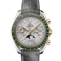 Omega Speedmaster Professional Moonwatch Moonphase neu Automatik Chronograph Uhr mit Original-Box und Original-Papieren 30423445206001
