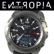 Tissot 45mm Cuarzo 2016 usados T-Touch Expert Negro