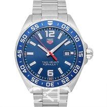 豪雅 Formula 1 Blue Steel 43mm - WAZ1010.BA0842