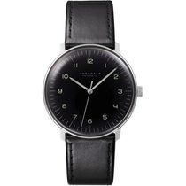 Junghans max bill Automatic 027/3400.00 JUNGHANS MAX BILL AUTOMATIC nero new