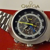 Omega Flightmaster Steel 43mm Black No numerals