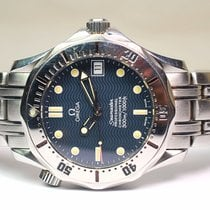 Omega 2552.80 Steel Seamaster (Submodel) 36mm