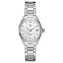 TAG Heuer Carrera Lady new 40mm Steel