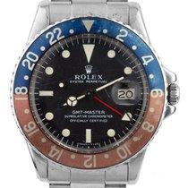 Rolex 1970 Rolex GMT-Master 1675 Mark I Long E Faded Bezel...