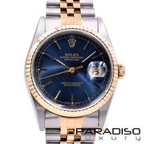 Rolex Datejust (Submodel) usato 36mm Oro/Acciaio