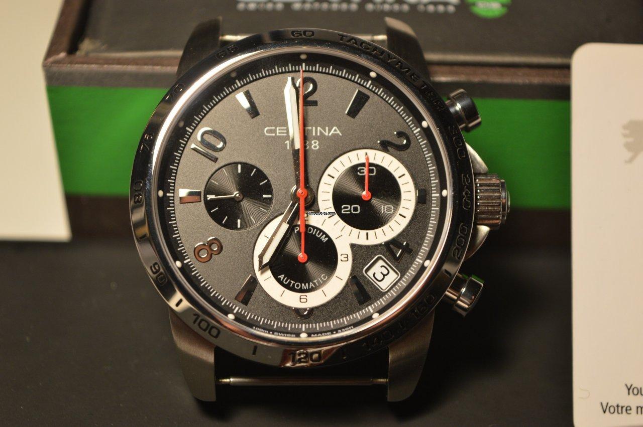 750f77c9a25 Comprar relógio Certina DS Podium