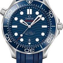 Omega 210.32.42.20.03.001 Stahl Seamaster Diver 300 M 42mm
